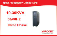 China 3 Phase High Frequency UPS Power Supply for Medical And telecom ,  Lower Noise factory