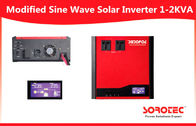 High Frequency Solar Power Inverters / 40A PWM Solar Based Inverter with 1KVA ~2KVA Capacity