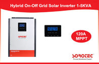 Wall Mounted Integrated Solar Power Inverter with Energy Storage 1-5KW