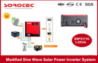 1000VA / 720W Solar Power Inverter Supply the reliable Long Bace up Time Power