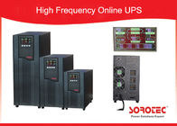 Telecom Pure Sine Wave UPS Battery Voltage Can Be Choice Efficiency up to 93.5 %