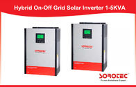 China On / Off Gird Solar Power Inverters User - Adjustable Charging Current And Voltage factory