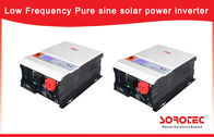 China DC AC Hybrid Solar Inverter , 1-10KW Capacity Solar Panel Inverter with MPPT Solar Controller factory