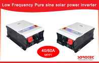 China 230VAC Pure Sine Wave Solar Power Inverters Built-in 40A/60A MPPT Solar Charge Controller factory