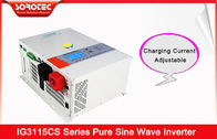 5000W Solar Power Inverter With Three-steps Intelligent Charging Control