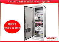 High Efficiency Telecom Solar Power Systems , Rectifier Module Solar System For Telecom Tower supplier