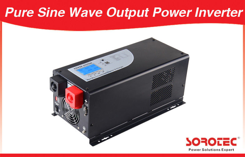 Pure Sine Wave Output Inverter  1 - 6KW Inverter with Charger supplier