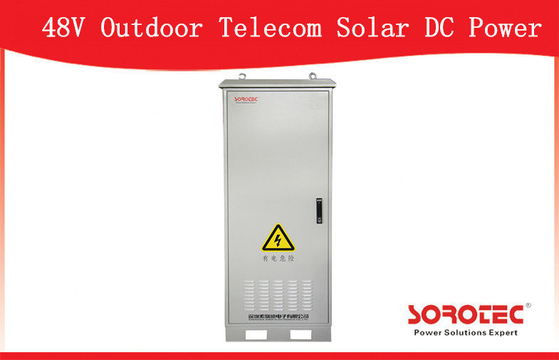 Waterproof Solar 48V DC Power Supply System for Communication Base Station,With remote monitoring system operation supplier