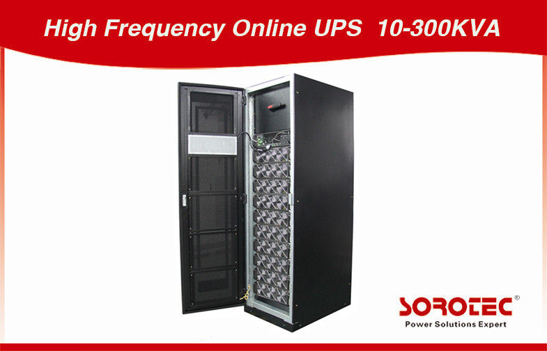 3 Phase 4 Wire portable ups power supply , electronic ups in data center supplier