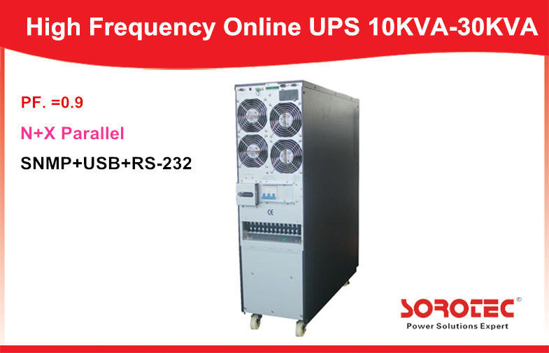 China HP9335C PLUS Series 10-30KVA High Frequency Online UPS with Isolation Transformer factory