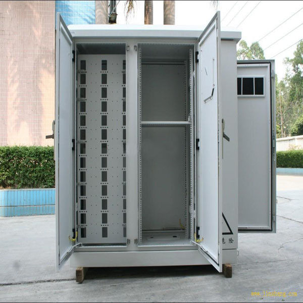 China IP55 Power Supply Outdoor Communication Base Station Battery Cabinets factory