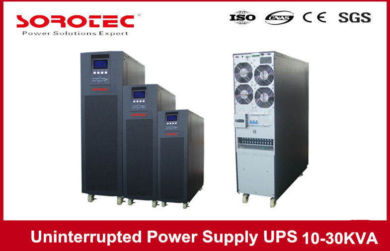 China 12V / 9AH True uninterrupted power source , computer backup power supply 10-30KVA factory