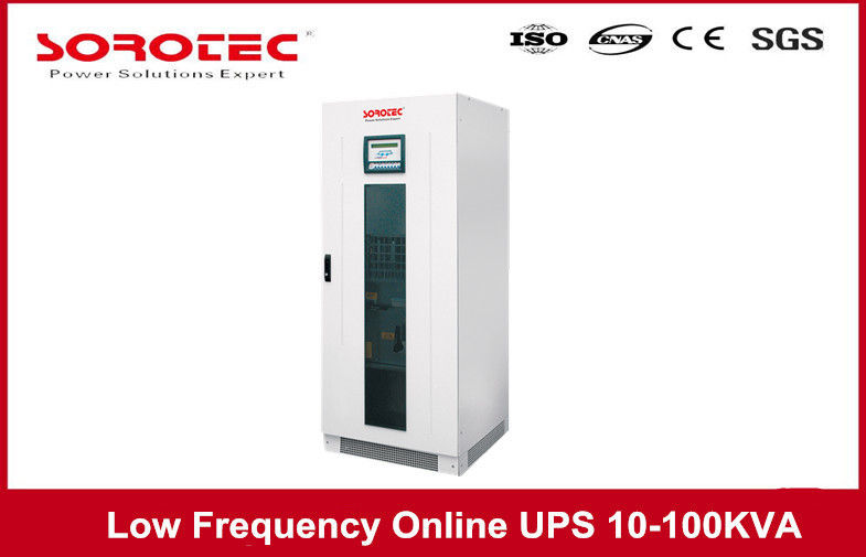 GP9312C 3Ph in 1Ph out UPS Uninterruptible Power Supply for Industry , 10-100KVA supplier