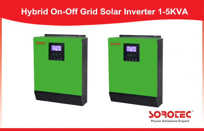 China Renewable Solar Energy Inverter with 50Hz/60Hz Frequency , 3 Phase Inverters UPS DC to AC factory