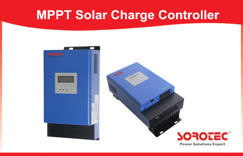 High Efficiency 5200W MPPT Solar Controller for Solar Power System , 100A Charge Current supplier