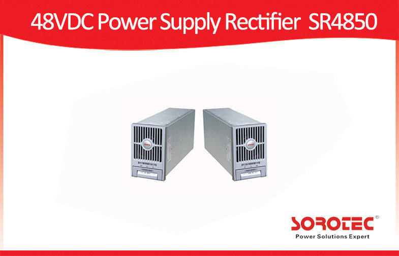 High Efficiency SR -4820 48 Volt Power Supply / 48 vdc power supply supplier