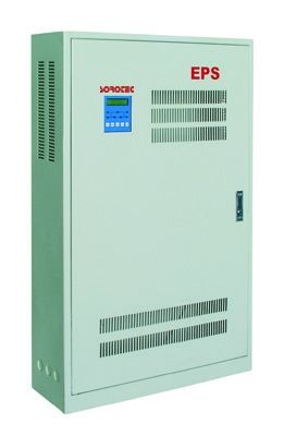 China Lighting RS232 or RS485 0.5KW, 1KW 36VDC EPS Emergency Power Supply YJ series factory
