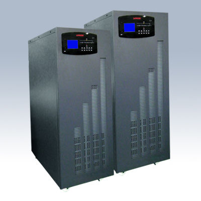 China Low Frequency Online UPS GP9110C 6-15KVA(1Ph in/1Ph out);GP9310C 10-40KVA(3Ph in/1Ph out)  factory