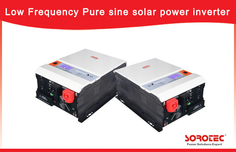 Low Frequency 1 - 10kw Home Solar Power System Off - Gird