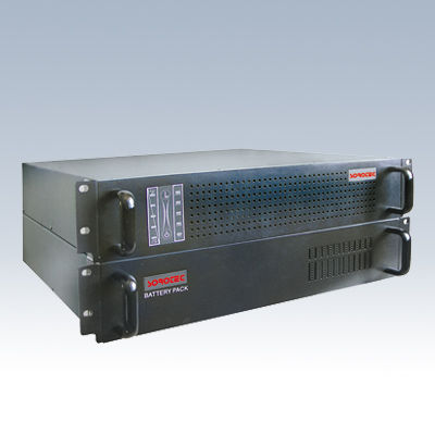 LED Rack MOUNTABLE Online UPS HP9110E Series 1 - 10KVA supplier