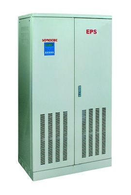 China Single phase 220V 90KW / 100KW / 200KW EPS Emergency Power Supply with CPU control factory