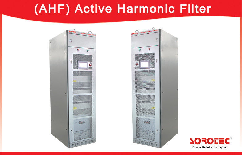 400V/690V Three-Phase Balance Active Harmonic Filter APF with Compact Module Design supplier