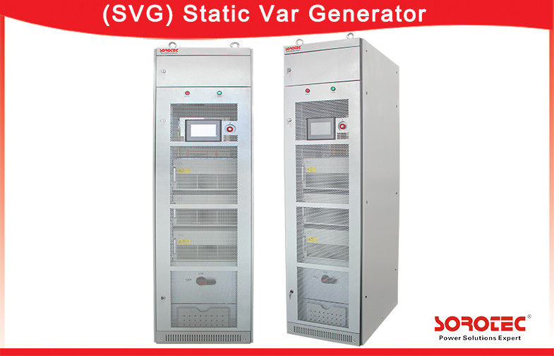 Three Phase Unbalance Compensation Static Generator Svg Quick Response Time supplier
