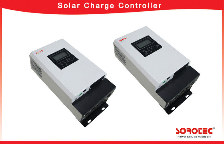 China MPPT Solar Charger Controller with LCD Displays Detailed Information factory