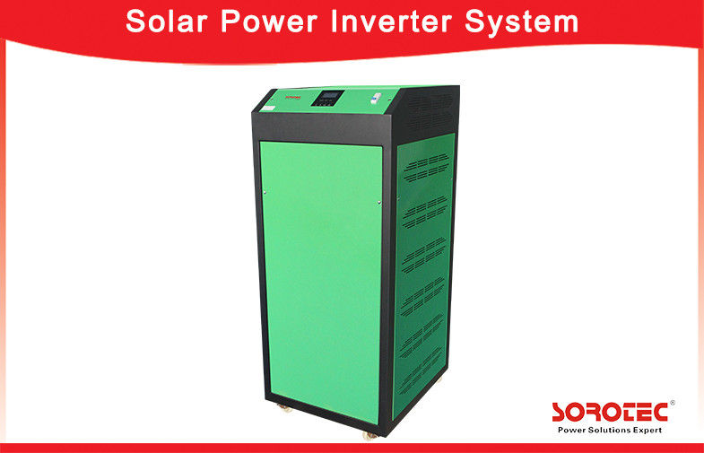 China 230V 3KVA / 2400W Pure Sine Wave Power Inverter with MPPT Solar Charge Controller factory