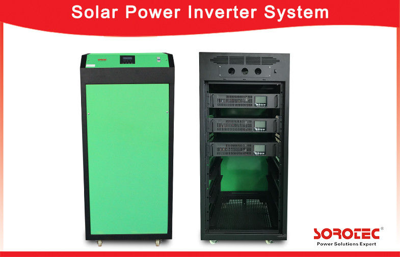 China Solar Off Grid Pure Sine Wave Inverter with Parallel Operation up to 6 units for 4KVA / 5KVA factory