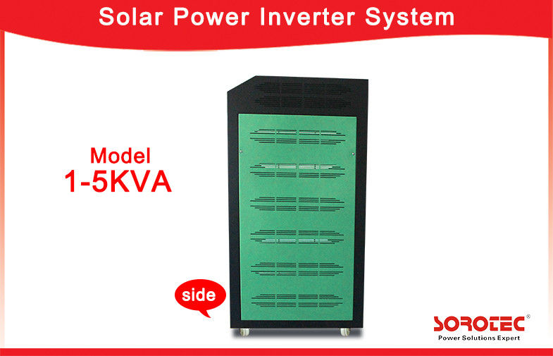 China 2KVA Solar Pure Sine Wave Inverter System Maximum Efficiency 98% Cold Start Function factory