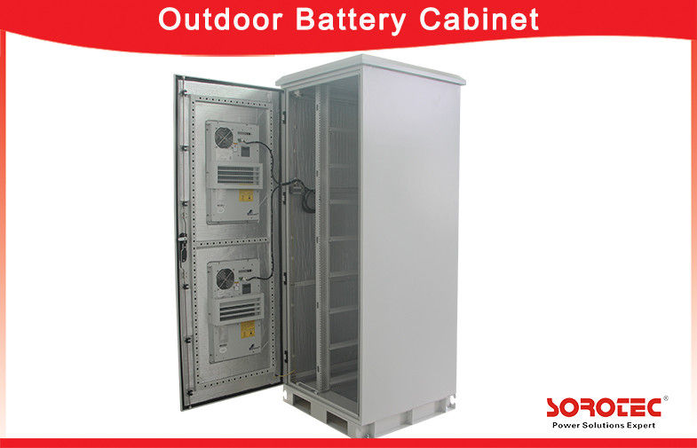 Mini size Outdoor Battery Cabinet Solar System and Telecom Base Station supplier
