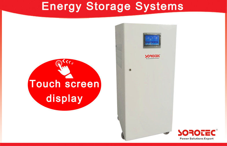 China 3KW / 4KW / 5KW Battery Energy Storage Systems All In One Auto Sensing factory