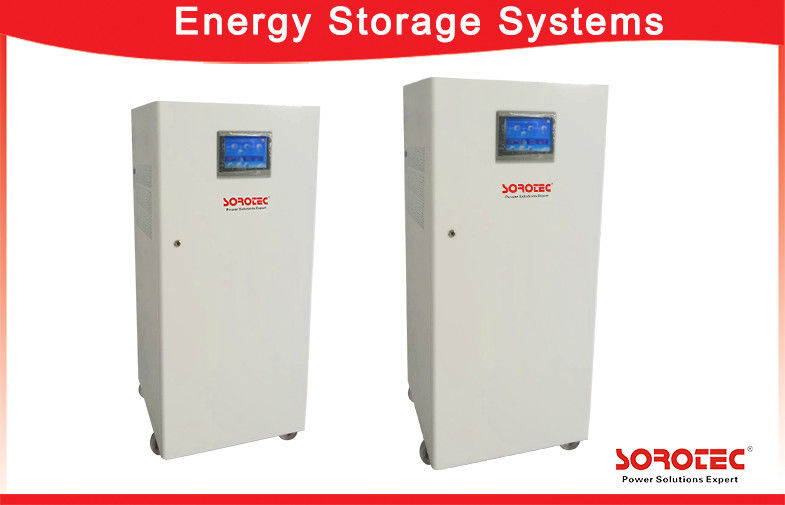 China White Color 220V 3KW Home Energy Storage Systems , Off Grid Solar Power Systems factory