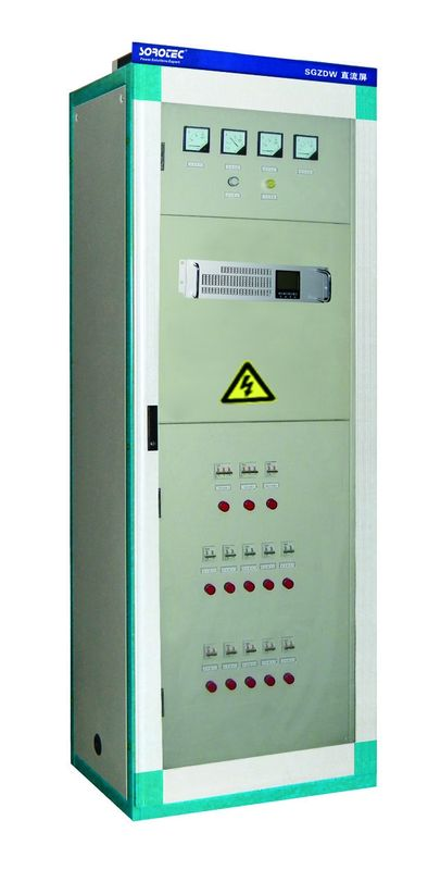 Monitoring 220V 15KVA / 12KW 110V UPS DC panel with over current protection , compensation supplier