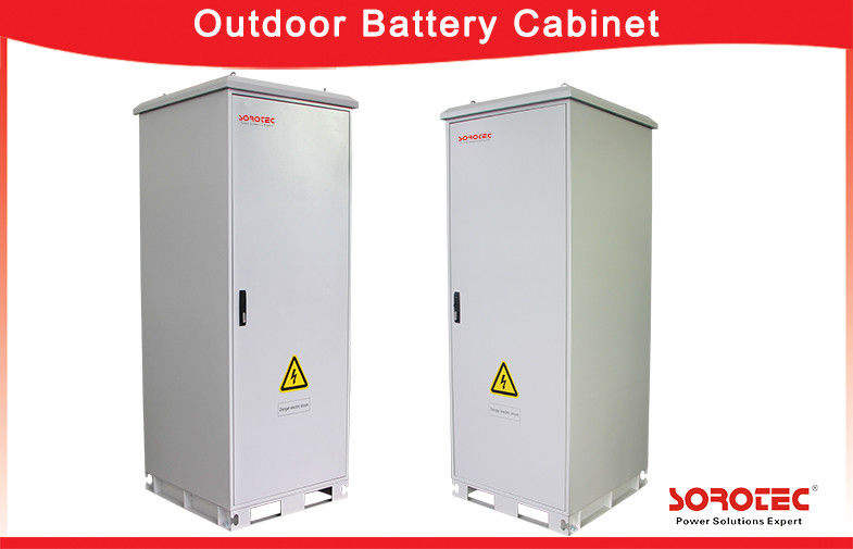China Newest Outdoor Battery Cabinet of Protection Degree IP55 with Air-conditioning factory