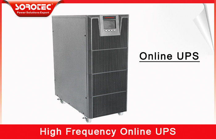 China 1KVA to 3KVA dual conversion ups power supply for computer , Pure Sine Wave factory