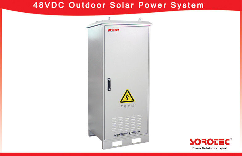 Multi Energy Telecom Solar Power Systems , Hybrid Solar System IP55 Protection supplier