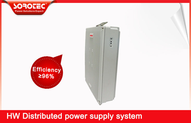 2K Telecom IP65 Batch 5G Power Integral Type HW Distributed Power Supply System supplier