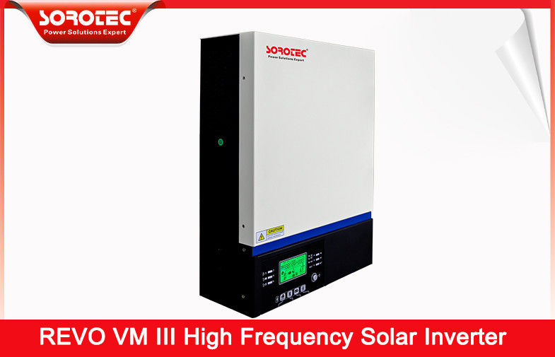 REVO VM III Hybrid Inverter System Generator Power 500VDC 4500W For Living House supplier