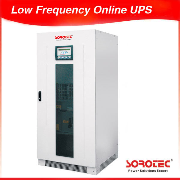 3Phase Low Frequency Online UPS With Isolation Transformer Inside supplier