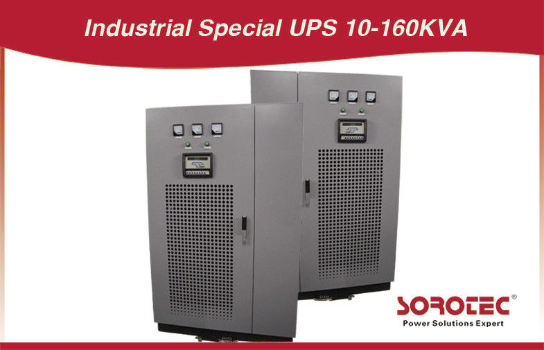6 or 12 SCR Industrial Grade UPS 220V 6-80KVA Digital 50/60HZ supplier