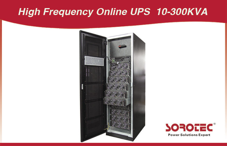 Soro LCD 220V Modular UPS MPS9335C 0.9 Output Power Factor for ISP supplier