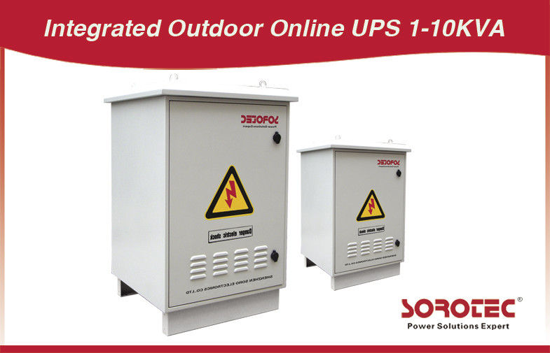 IP55 Double Conversion Outdoor UPS Air Conditioner 1-10KVA HW9110E supplier