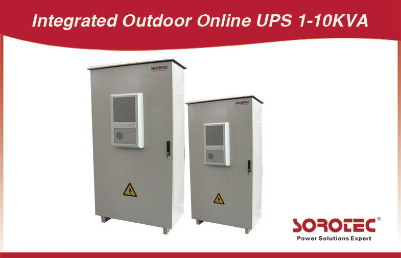 High performance integrated Outdoor UPS HW9110E Series 1KVA / 800W, 2KVA / 1600W supplier