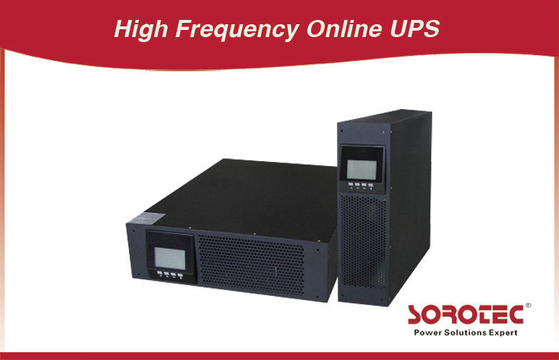 China N+X Parallel Redundancy Online Rack Mount UPS HP9316C UPS 1KVA ,2KVA ,3KVA ,6KVA ,10KVA factory