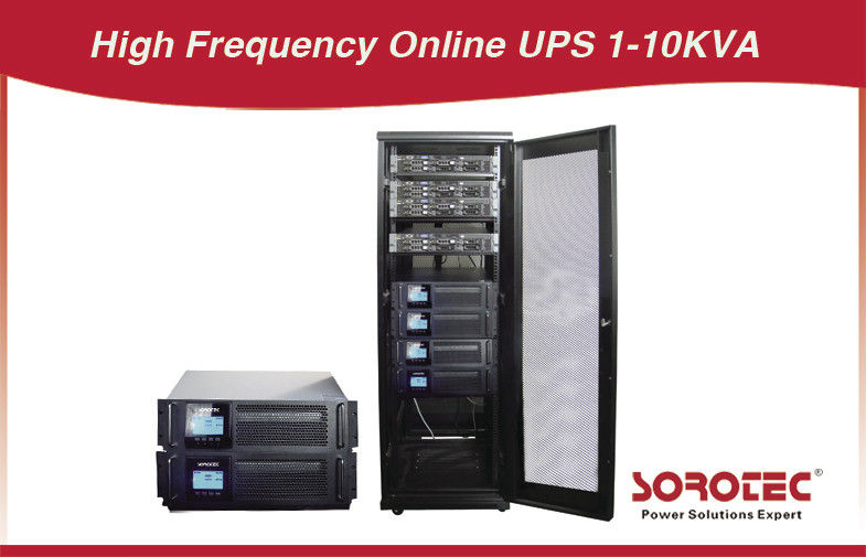 China Pure Online 1 Kva 10 Kva 2kva Rack Mount Ups Uninterrupted Power Supply 8000w factory