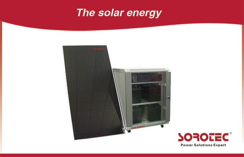 China Uninterrupted Off Grid Solar Power Systems Pure Sine Wave 1000W - 6000W factory