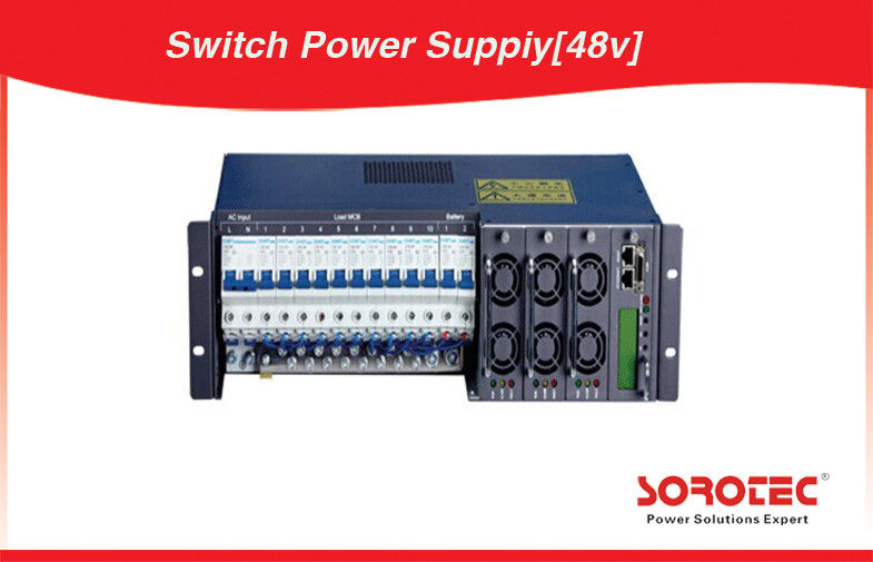High Efficiency 48V DC 90A Embedded Power Supply System supplier