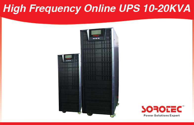 3 Phase High Frequency Online UPS , high frequency power supply supplier